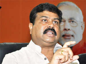 Refusing to comment on any of the contentious issues like impending natural gas rate hike or the monthly diesel price increases, Pradhan instructed officials to make a detailed presentation on the critical issues facing the sector as well as pending decisions in the ministry.