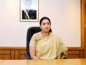 On Tuesday, a series of tweets by Kishwar criticising the PM's appointment of Smriti Irani as Union HRD minister took them by surprise.