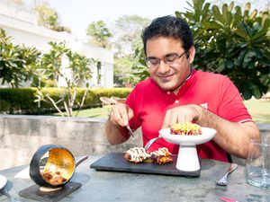 Kunal Bahl, cofounder and chief executive of Snapdeal. New Delhi