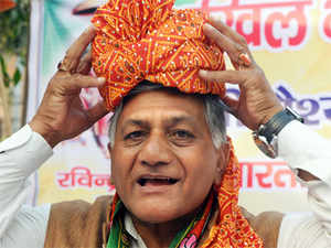 New DoNER Minister VK Singh said the government would focus on improving road infrastructure in entire North East including border areas.