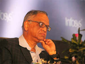 NRN Murthy's over-arching influence has the potential to inhibit executives who may otherwise believe that heading Infosys is an attractive proposition.