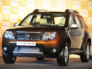 India is among the top five countries, which contributes significantly to the overall sales of Renault Duster world-wide.