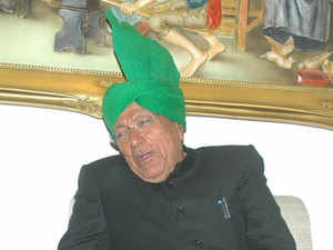 The Indian National Lok Dal (INLD) leader had yesterday attended the cremation of his younger brother Pratap Singh, son of late Devi Lal, at his native village in Haryana under custody of Tihar jail authorities.