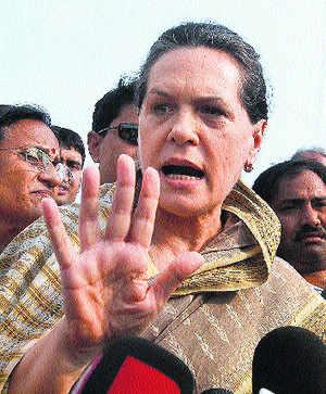 Sonia Gandhi & Mayawati