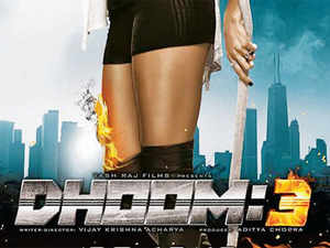 The B'wood solution to trade deficit, ministry officials feel, will have a good start with a 200-screen release of Aamir Khan-starrer Dhoom 3 in China on July 26.
