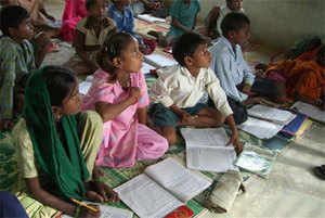 Right to education on pause again