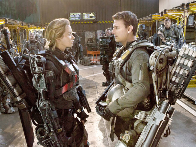 Movie Review Edge Of Tomorrow The Economic Times