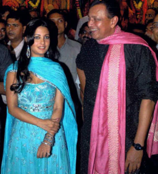 Riya Sen and Mithun