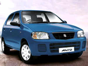 Alto has been pushed to the third place for the first time in over two-decade of its existence in India,