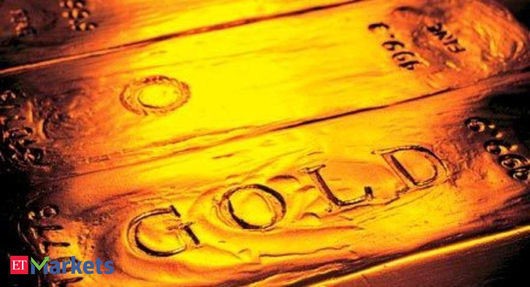 Gold plunges to seven-week low at Rs 11,550 - The Economic T