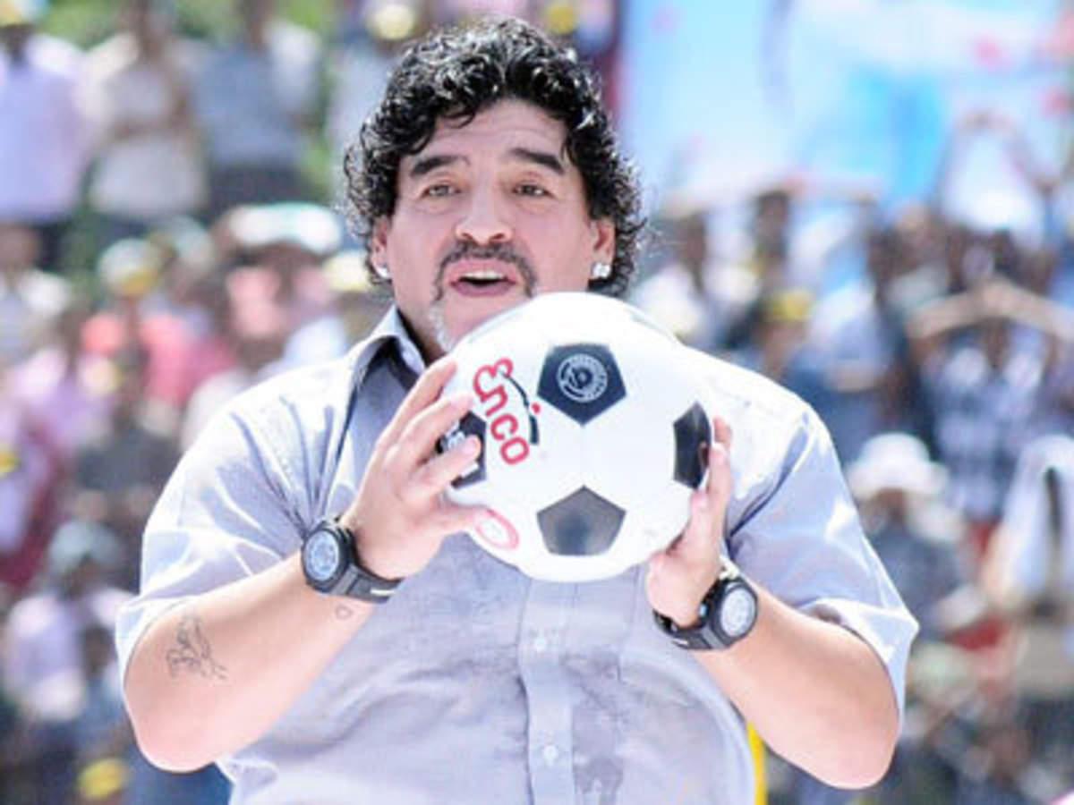 Diego Maradona Latest News Videos Photos About Diego Maradona The Economic Times Page 3