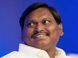 Former Jharkhand chief minister Arjun Munda was acquitted in a violation of model code of conduct case by a local court today.