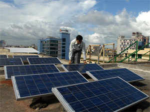 Gujarat has already experimented with solar projects in its capital city Gandhinagar by installing 5 mw of capacity on the rooftop of government buildings