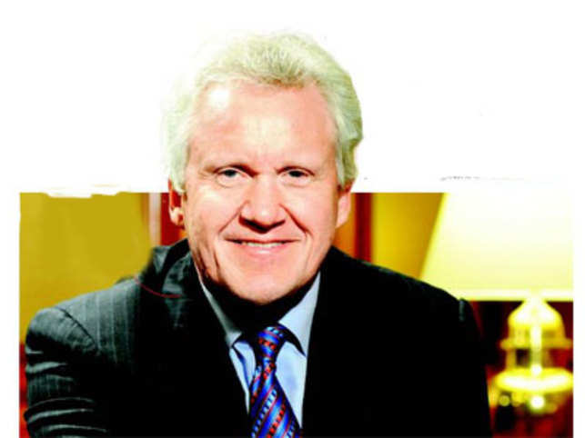 GE's Jeffrey Immelt on what it takes to run one of the world's most admired companies