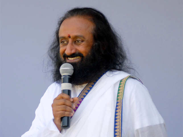 Art of Living founder Sri Sri Ravi Shankar's advice to young entrepreneurs is to be patient, and not be consumed by success