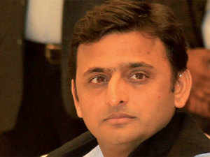 Two days before the budget session of UP Vidhan Sabha is scheduled to start, CM Akhilesh last night sacked a junior minister.