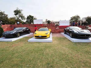 Marquee Luxury Car Brands To Re Enter Indian Market The Economic Times