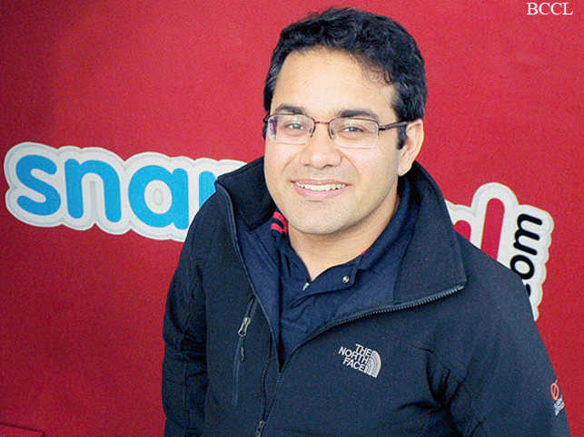 Snapdeal started off as an e-coupon company, on lines of Groupon, but after a year of waiting outside restaurants and convincing them to come on board, Bahl and his partner decided that their company was losing track.