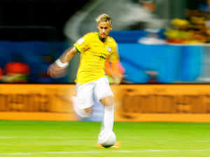 ... striker Neymar and egged on by a roaring sea of yellow ef1a2a196