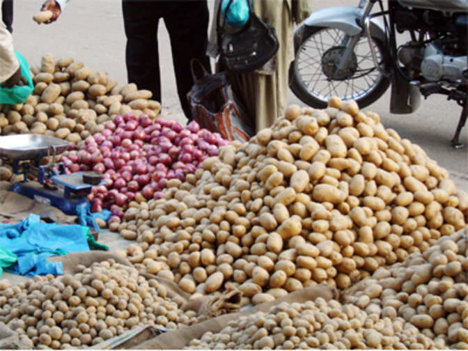 Market price indices as the basis for prices on the potato market