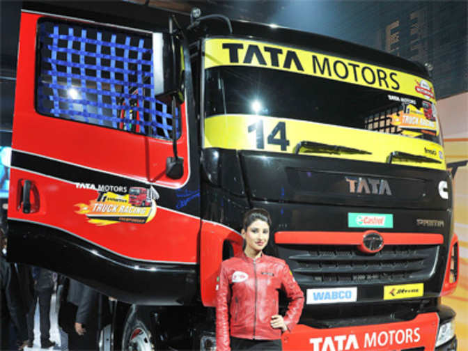 Tata Motors Dvr Shares Fall As Company Declines Nyse Plan
