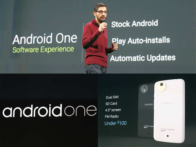 Android One: Six facts about Google's low-cost smartphone ...