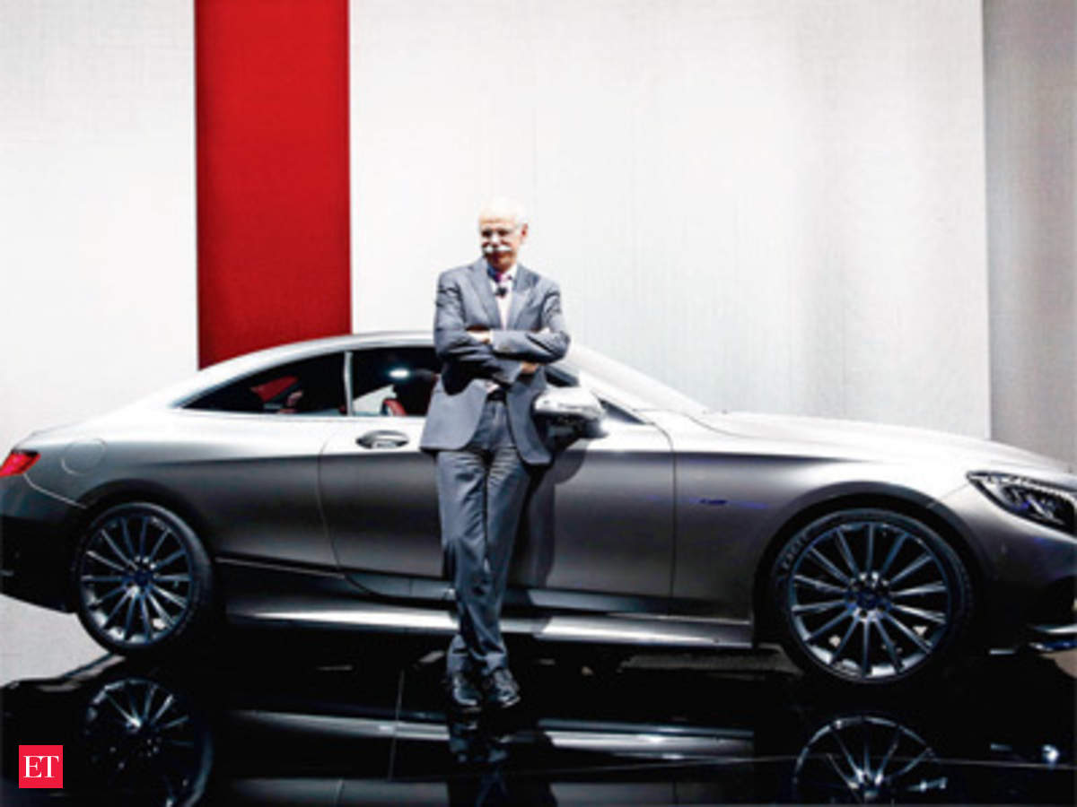 Want A Car Worth 1 Million Mercedes To Unveil World S Most Expensive Sedan The Economic Times
