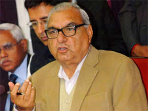 "BJP does not have any policy for welfare of the poor, Hooda alleged that ""they have planned to enhance the rates of LPG gas cylinder by Rs ten per month."