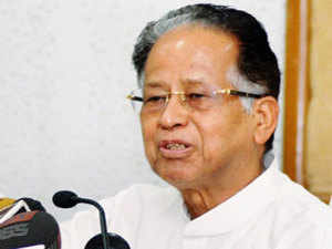 """Gogoi said: """"We are opposed to multiple-entry visas for Bangladeshi nationals to India. Swaraj had agreed over multiple-entry visa to India. NDA govt had not taken our consent. However, I am still opposed to the multiple-entry visa provision."""""""