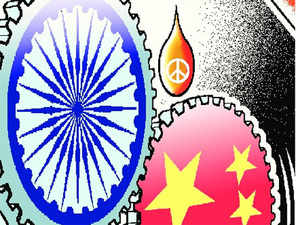 India and China on Monday signed three key MoUs, including one on industrial parks and flood data of Brahmaputra river.