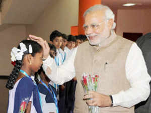"""From """"Yeh dil maange more"""" to """"Gravity"""", all in Narendra Modi's speech"""