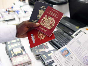(Representative image)Tourists from about 40 countries may be able to apply for a visa from the comfort of their home from next year.