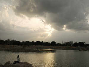 Central India and parts of Northwest India were worst-hit with Gujarat region recording 91 per cent less rainfall as compared to normal precipitation.