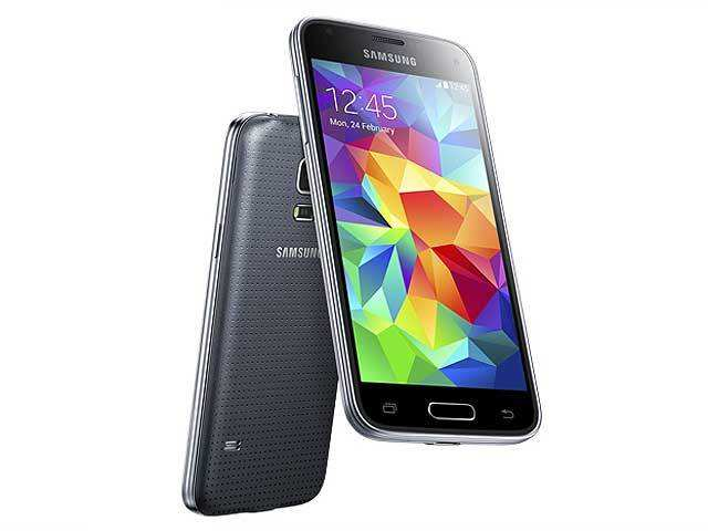 Difference Between Galaxy S5 S5 Mini Samsung Unveils
