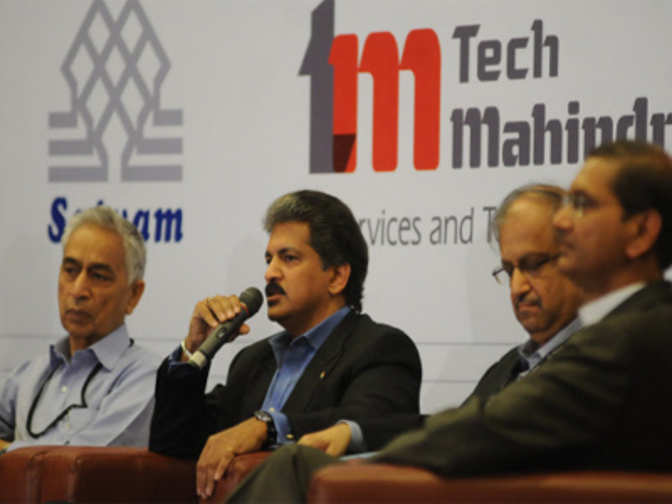 Tech Mahindra forms joint venture with Saudi Arabia's ...