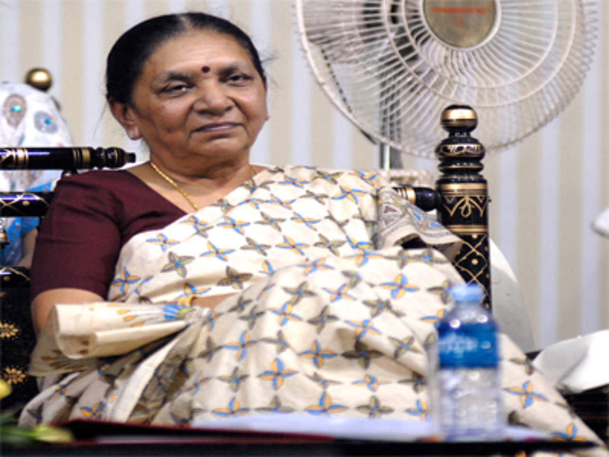 Gujarat Chief Minister Anandi Patel News and Updates from
