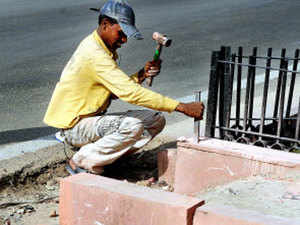 Taking a cue from Rajasthan, the Centre has decided to revisit the law governing contract labour and soon come out with a set of proposed amendments.