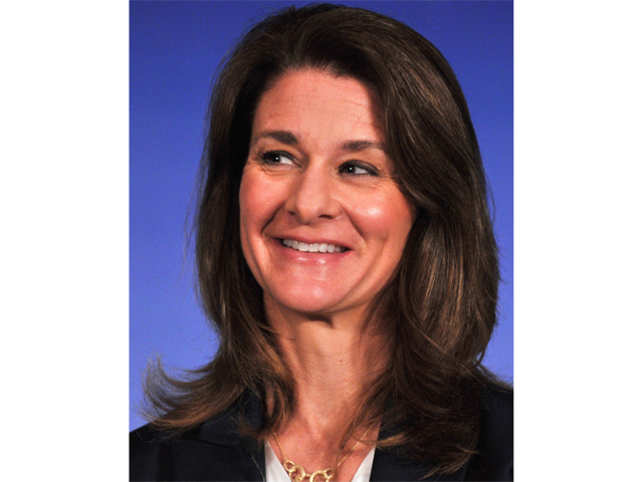 """I think it is important that we all find our voice and our own style of leadership — women and men; at work and in other aspects of our lives — if we want to reach our full potential"", says businesswoman and philanthropist Melinda Gates."