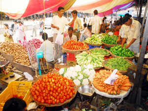 Even as rainfall remains weak, and the India Meteorological Department forecasts show patchy rainfall until mid-July, vegetable traders say prices are likely to rise although pulses are expected to be stable.