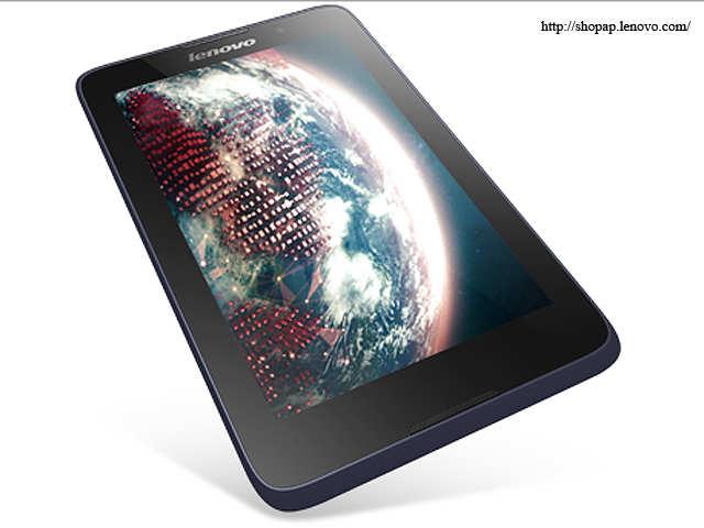 Impressive unibody design - ET Review: Is Lenovo A7-50 an