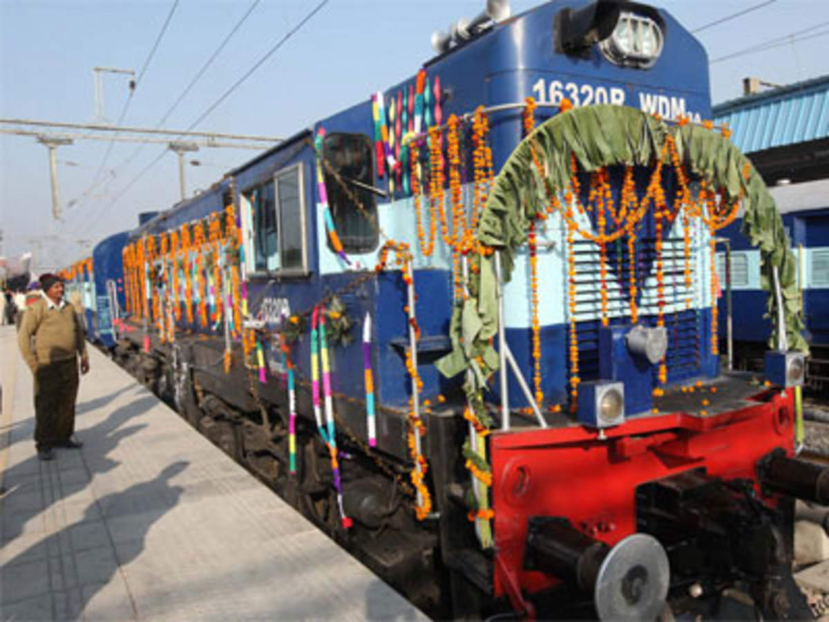 Rail Budget 2014: 58 new trains to be introduced, 11 existing trains