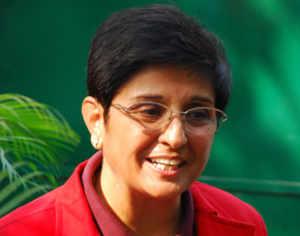Kiran Bedi, Former Director General of Police