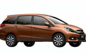 Honda Mobilio To Start At Rs 6 Lakh Launch On 23rd July The