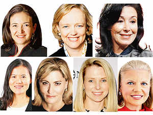 Tech community has finally realised it has a diversity problem. But women have been in the tech industry for some time now. Some of those women have risen up to lucrative leadership positions.