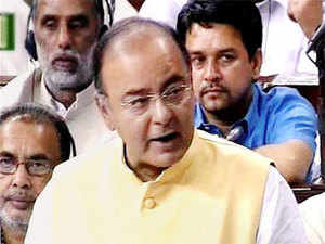 Jaitley said that this will also include development of economic activities and skill development.