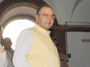 """""""In the Financial year 2014-15, an allocation of Rs 53,706 crore has been made for North Eastern region,"""" Jaitley said."""