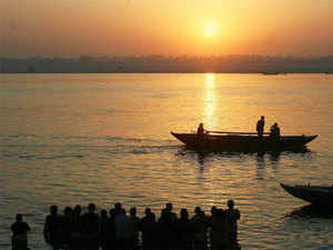 Jaitley said development of inland waterways can improve vastly the capacity for the transportation of goods.