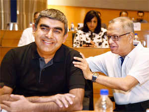 Just as Murthy's decision to return attracted a torrent of criticism, so his decision to appoint Vishal Sikka deserves unstinted praise.