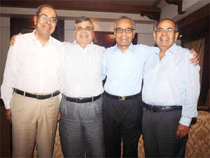"""The Hinduja brothers said in a statement that the budget had set the direction for a """"very positive long-term agenda""""."""