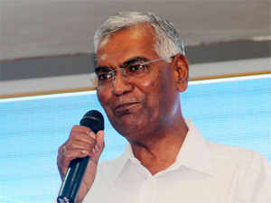 "Raising the issue of plight of Tamil fishermen at the hands of Sri Lankan Navy, D Raja (CPI) said ""Katchatheevu agreement should be reopened and renegotiated""."